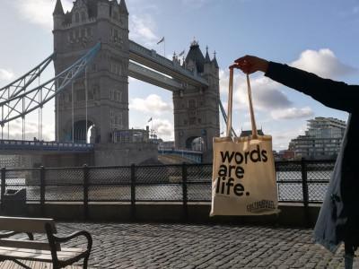 Heb jij onze nieuwe tas al gespot?